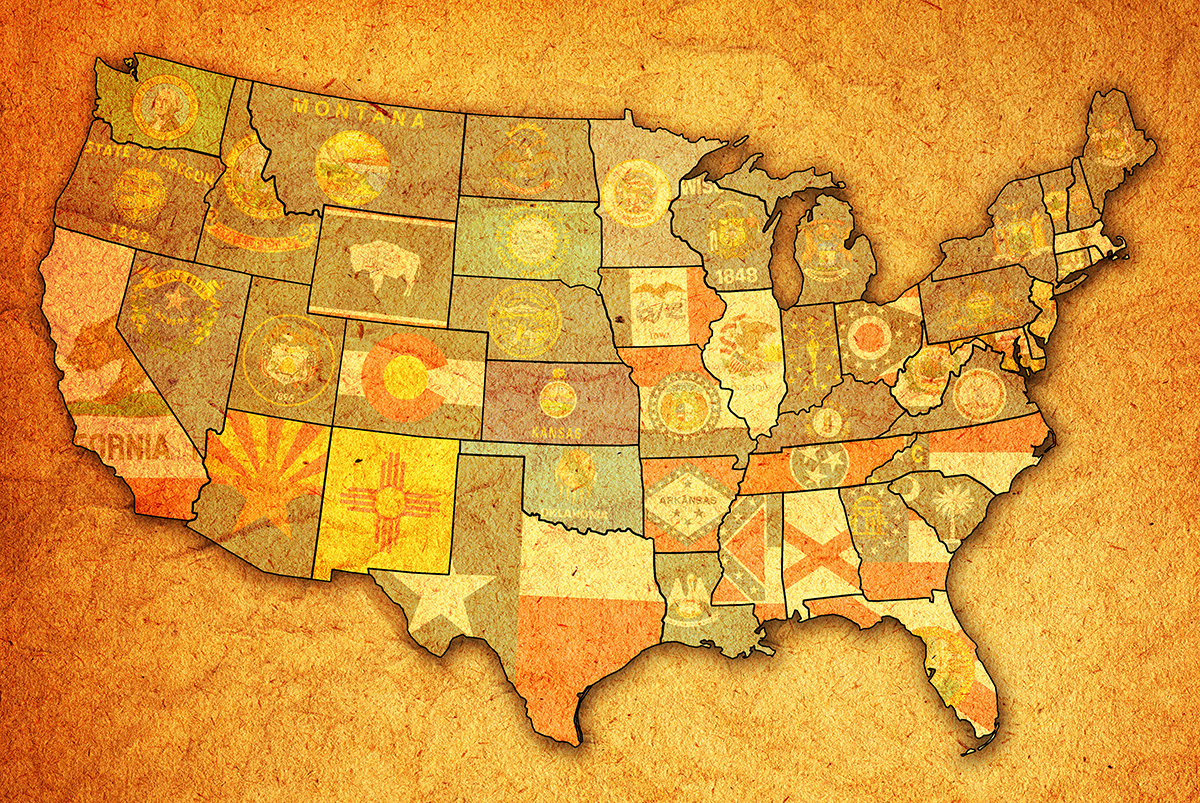 War of The States: Which State Produces the Most 'Shine ...