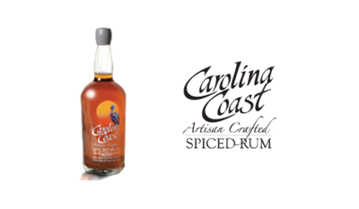 Carolina Coast Spiced Rum